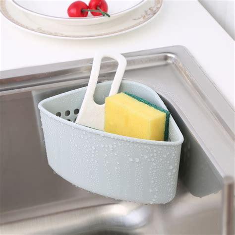 3 Type Shelf Kitchen Sink Dish Drain Rack Bathroom Soap Kitchen Sink Soap And Sponge Holder