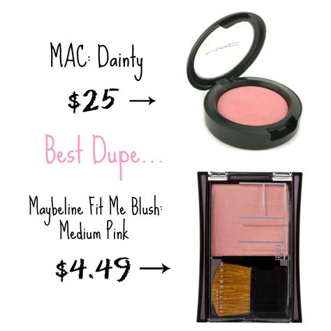 Blush On Maybelline benefit dandelion makeup dupe boon