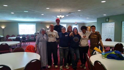 Mba In Peoria For International Students by Qu Students Make A Difference On Mission Trip To Peoria