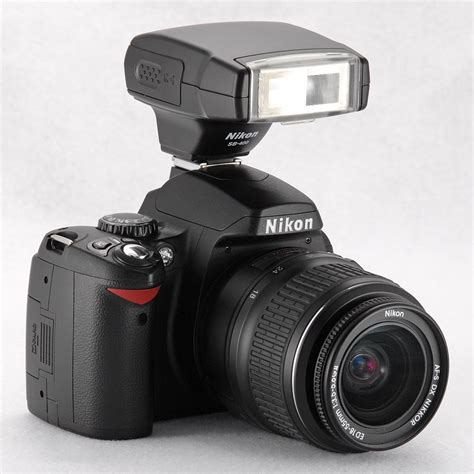 nikon d40 review flash