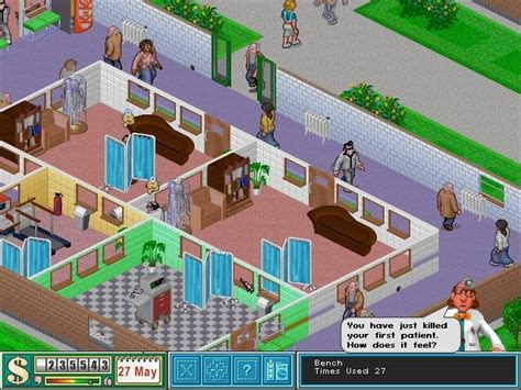 theme park hospital theme hospital a force for good