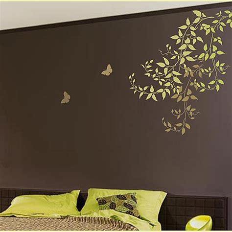 bedroom wall stencils wall stencils from cutting edge stencils giveaway