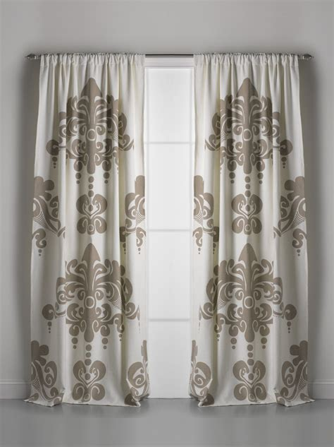 ivory cotton curtains couture dreams enchantique ivory cotton window curtain