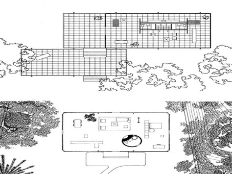site plans for houses site plan of farnsworth house home design and style