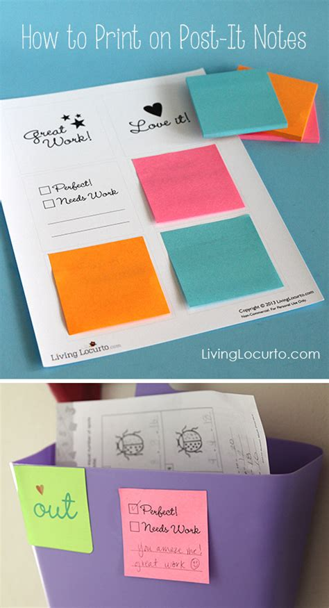printing on post it notes template hello wonderful 12 neat back to school free printables