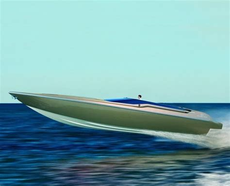 home made offshore speedboat boat design forums the powerful intermarine 48 offshore speed boat