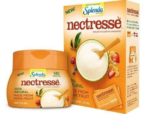 Detox From Sucrolose by Is Nectresse Safe The New Sweetener By Splenda