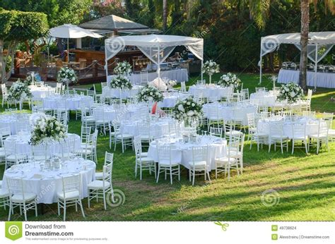 Decoration Reception by Outdoor Wedding Reception Decorations Wedding