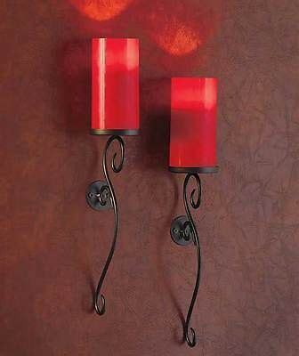 candle wall sconces for bedroom set of 2 led candle wall sconces bedroom bathroom mood