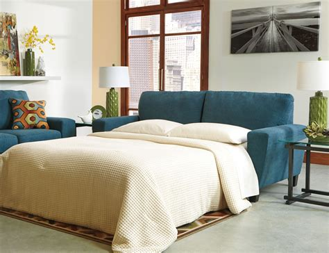 teal sleeper sofa sagen teal sofa sleeper from 9390239
