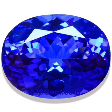 what color is tanzanite tanzanite oval gemstone with