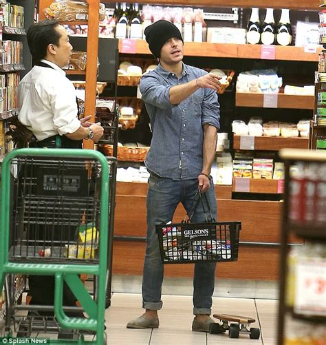 Ask A Denim Edition by Speedy Gonzales Zac Efron Makes His Grocery Shop That Bit