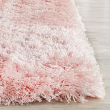 small pink rug arctic shag shag flokati rectangle area rug pink 2 x 3 by safavieh home gallery stores