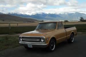 1970 chevrolet c/10 shortbed restomod pickup vortec swap 4l60e
