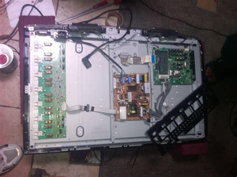 Samsung J111f Mesin Normal Lcd Rusak tv lcd samsung ada suara tidak ada gambar s s e
