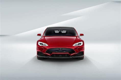 Tesla Model S Designer Larte Design Tesla Model S Elizabeta Revealed