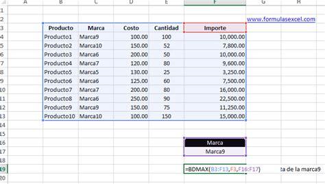 nomina en excel formulas excel funciones de excel formulas excel gu 237 a completa y paquete de ejemplos