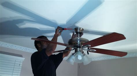 how to install a ceiling fan how to install a ceiling fan lightning ceiling fans