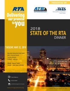 Mba Build Tucson Az by May Membership Dinner 2018 State Of The Rta Arizona