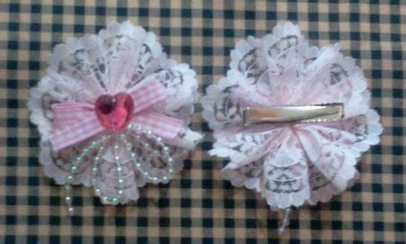 Pita Rambut 7 pita rambut hair clip may collection