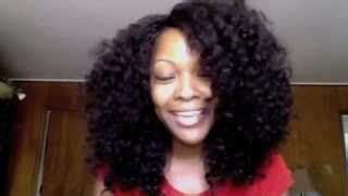 vixen sew in for large foreheads sew curly hair and full sew in on pinterest