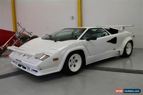 countach lamborghini for sale 1988 lamborghini countach for sale in canada