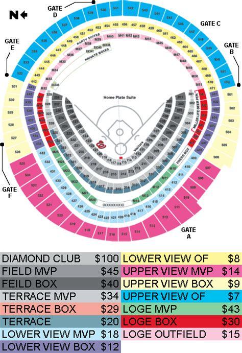 rfk stadium seating chart rfk stadium seating chart information