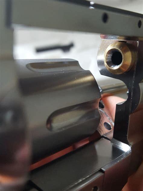 Fraise à Chanfreiner 357 by Am 233 Lioration De Nos Dan Wesson Revolvers Plombs 224 Jupe