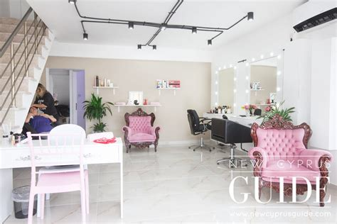 pink luxury black pink luxury beauty salon new cyprus guide