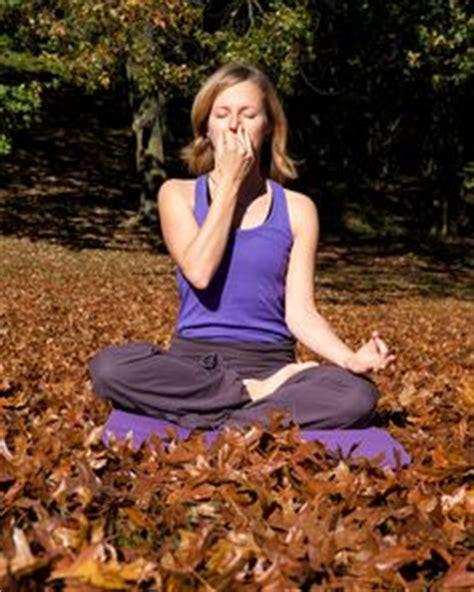 Anuloma Viloma Pranayama Breathing Exercise by 4 Prāṇāyāma Breath On Pranayama