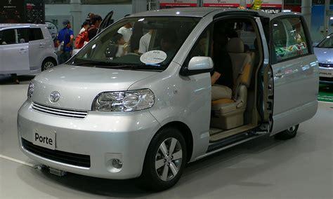 Toyota Wiki Toyota Porte