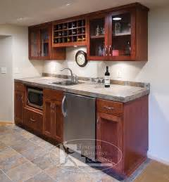Basement Kitchen Ideas by Basement Walk Up Bar Traditional Basement
