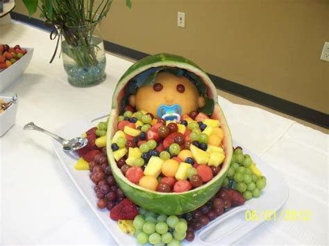 Baby Shower Fruit Tray by Baby Shower Fruit Tray Recipe Ideas