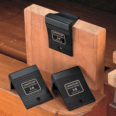 veritas  dovetail saddle square dovetail markers