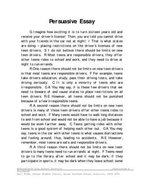 How To Write Essays In by Thanks Guys You Do How To Write Persuasive Essays