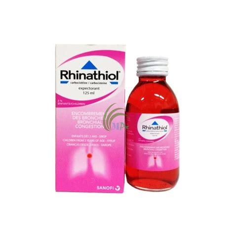 Rhinatiol Promethazine Sirup Rhinathiol Children Cough Syrup 100 End 9 21 2016 11 15 Pm
