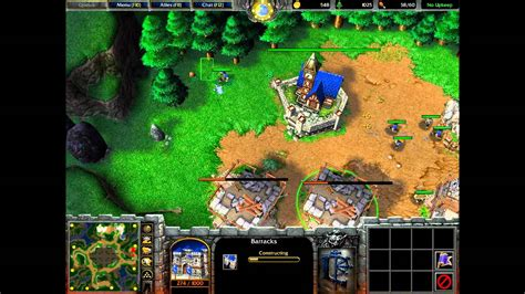 mod game com warcraft 3 warcraft 2 5 mod game 2 youtube