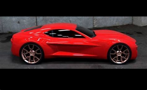 2016 Camaro Z28 Horsepower by What If The 2016 Chevy Camaro 6th Resembled This
