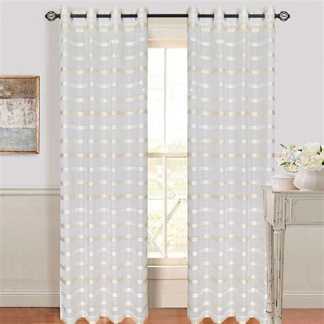 sears grommet curtains lavish home arla grommet curtain panel