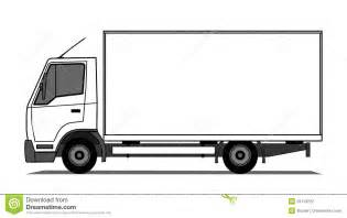 delivery truck stock photography image 23113222