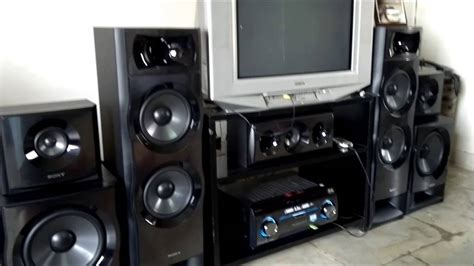 sony home theater system setup www pixshark images