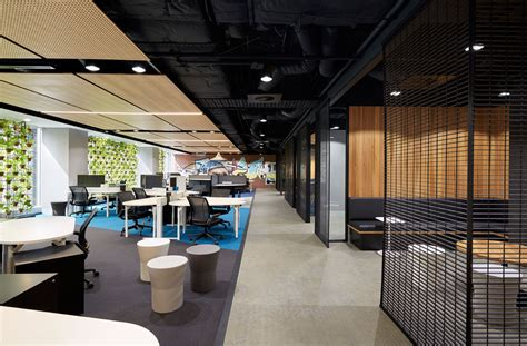 deka immobilen office by techn苴 architecture interior