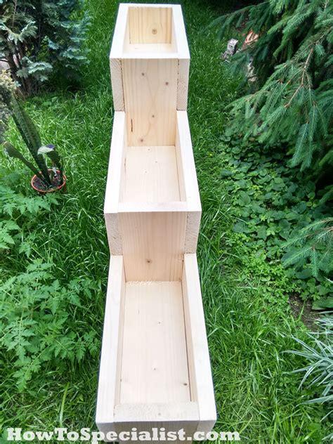 vertical garden plans how to build a vertical garden howtospecialist how to
