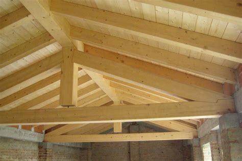 in legno lamellare tetti in legno lamellare silea legnami