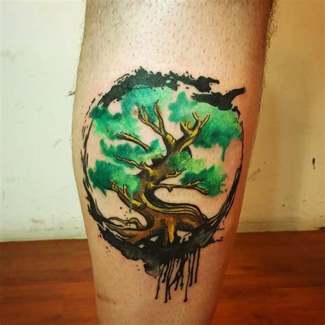 yggdrasil tattoo yggdrasil by yeliz 214 zcan galata istanbul