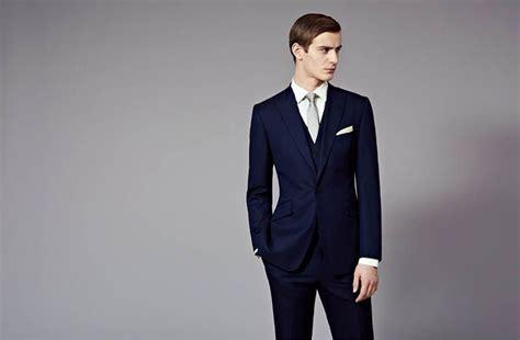 Jas Cowok Jas Formal Biru Navy buat para cowok 14 fashion item ini wajib kamu miliki