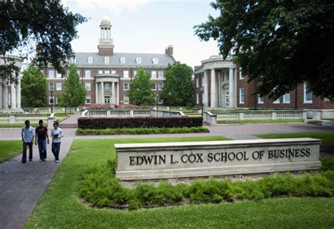 Smu Cox Mba Calendar by Cox School S Time M B A Program Ranked 12 By