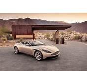 2018 Aston Martin DB11 Volante ReviewTrims Specs And