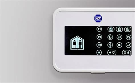 monitored alarm systems home security adt
