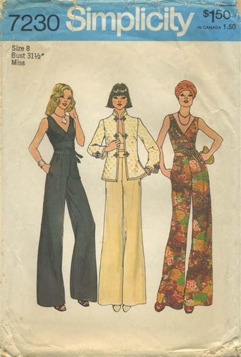 patterns sewing canada 17 best images about my vintage jumpsuit sewing patterns